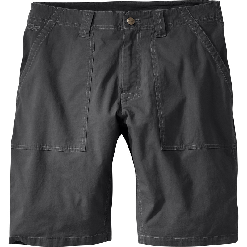 Outdoor Research Men´s Zodiac Shorts Charcoal-30