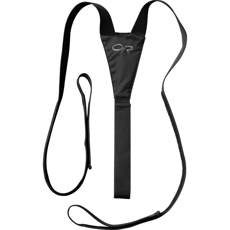 Outdoor Research Suspenders 001-BLACK-30