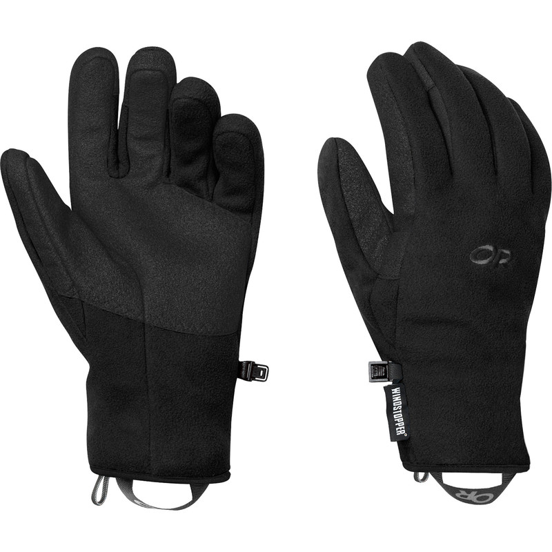 Outdoor Research Men´s Gripper Gloves 001-BLACK-30