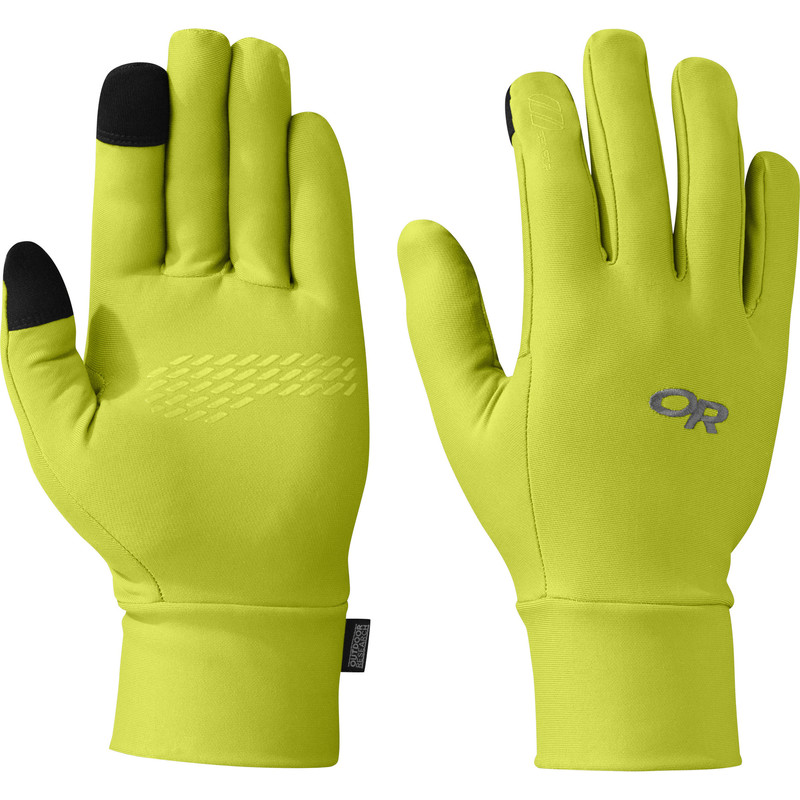 Outdoor Research Men´s Base Sensor Gloves Lemongrass-30