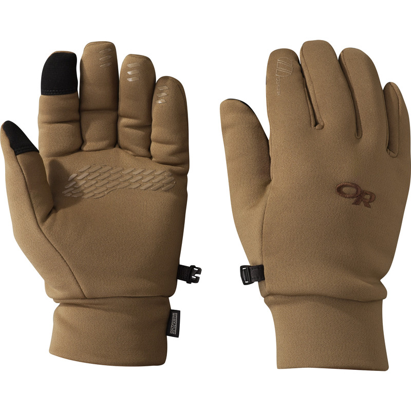 Outdoor Research PL 400 Men´s Sensor Gloves 014-COYOTE-30