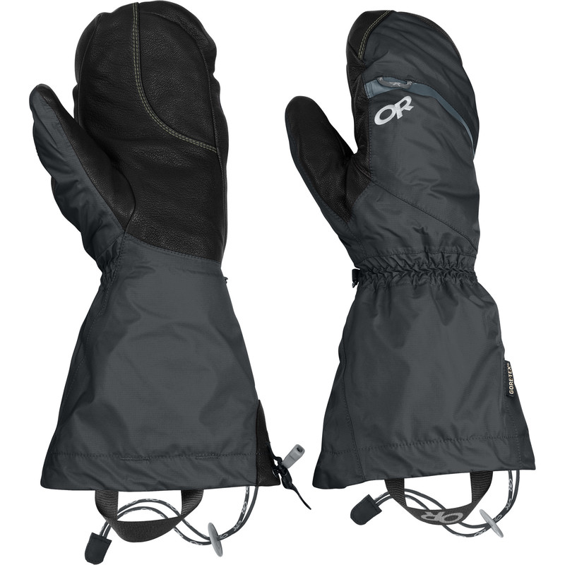 Outdoor Research Women´s Alti Mitts Black-30