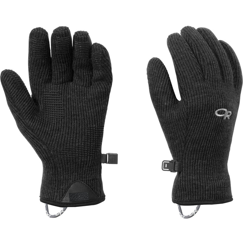 Outdoor Research Women´s Flurry Gloves 001-BLACK-30
