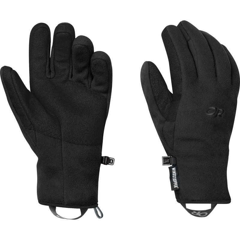 Outdoor Research Women´s Gripper Gloves Black-30
