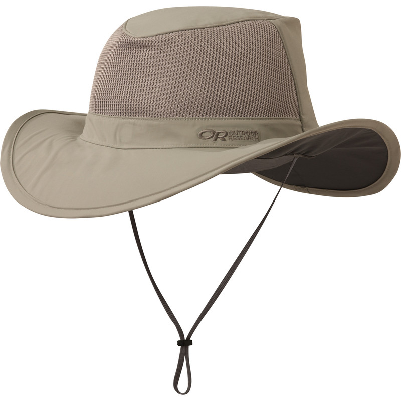 Outdoor Research Ghost Rain Hat Khaki-30