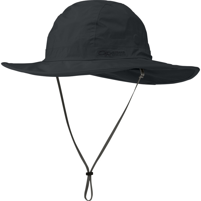 Outdoor Research Halo Sombrero Black-30