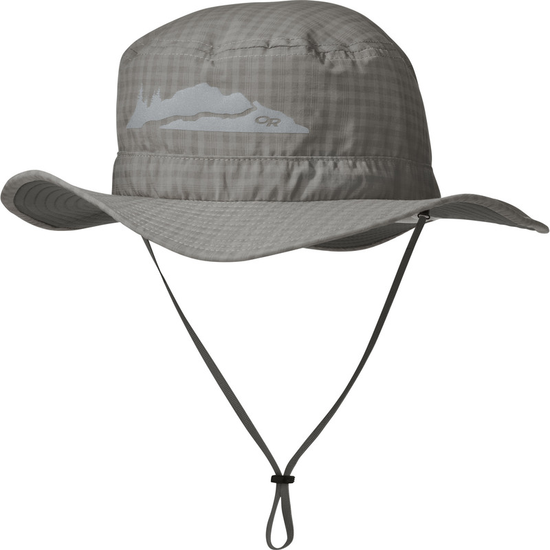 Outdoor Research Kid´s Helios Sun Hat Pewter-30