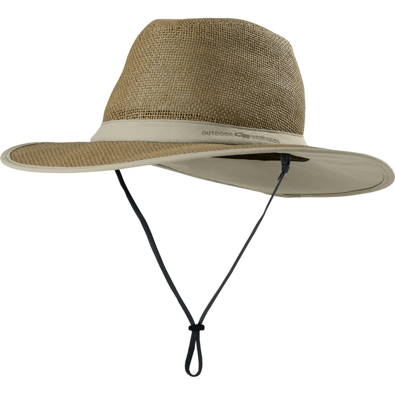 Outdoor Research Papyrus Brim Sun Hat Khaki-30