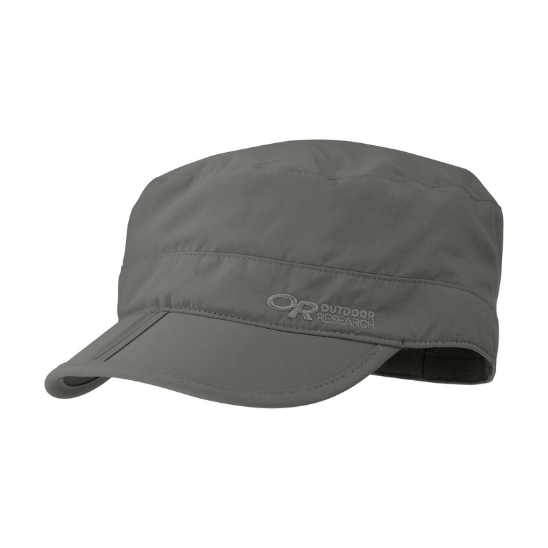 Outdoor Research Radar Pocket Cap Pewter-30