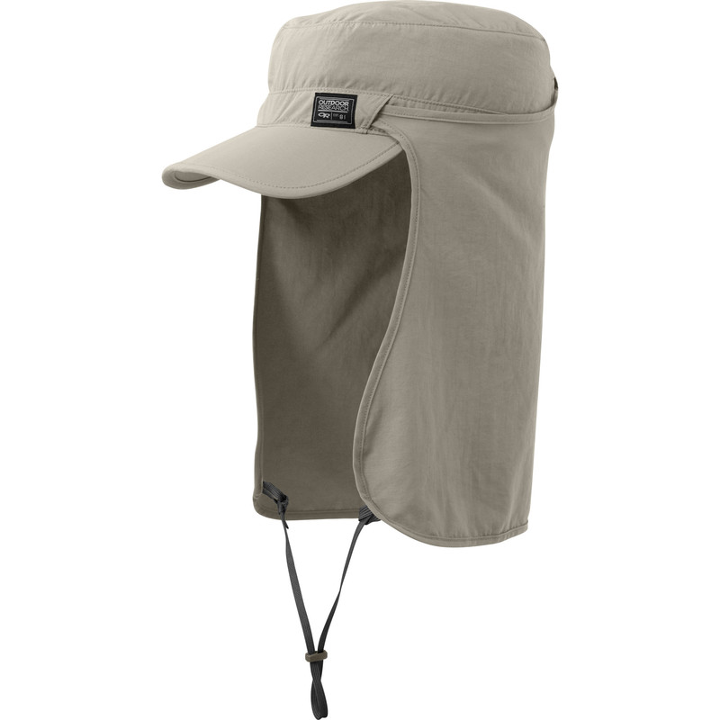 Outdoor Research Radar Sun Runner Cap Khaki-30