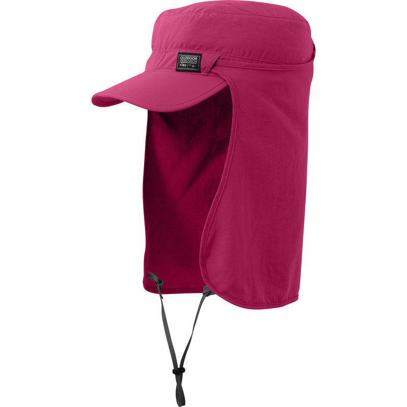 Outdoor Research Radar Sun Runner Cap Sangria-30