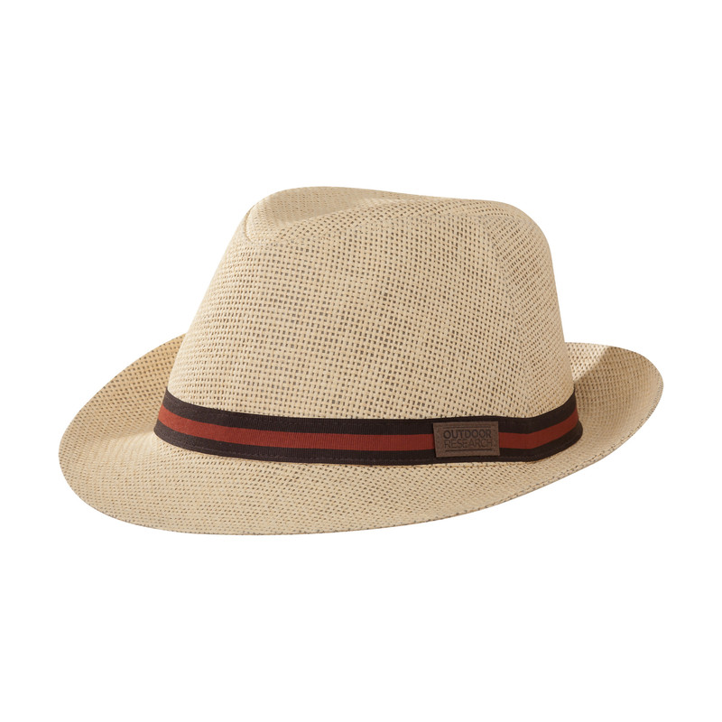 Outdoor Research Santiago Fedora Straw-30