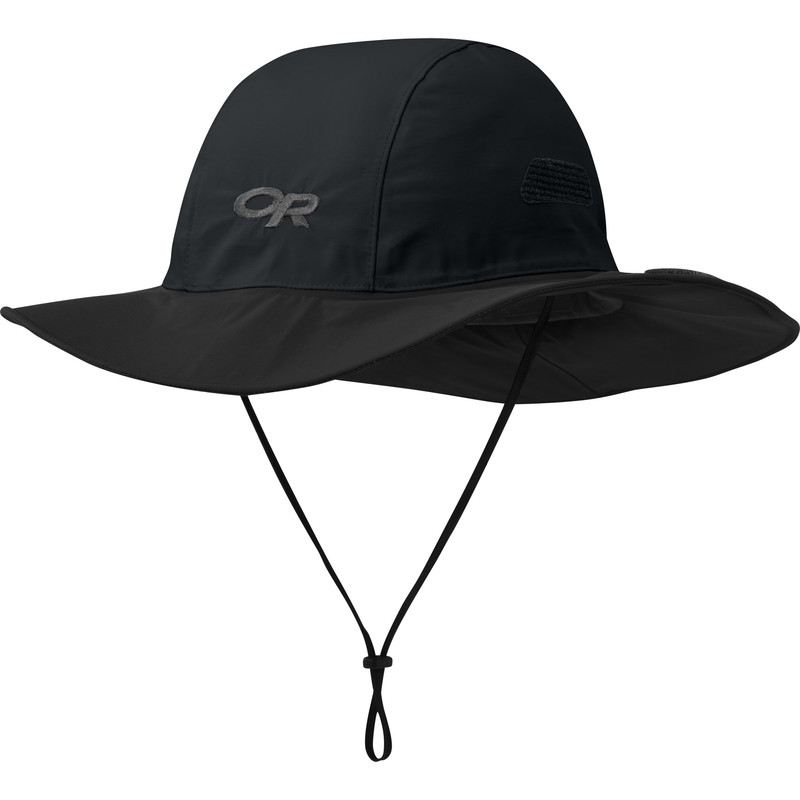 Outdoor Research Seattle Sombrero 001-BLACK-30