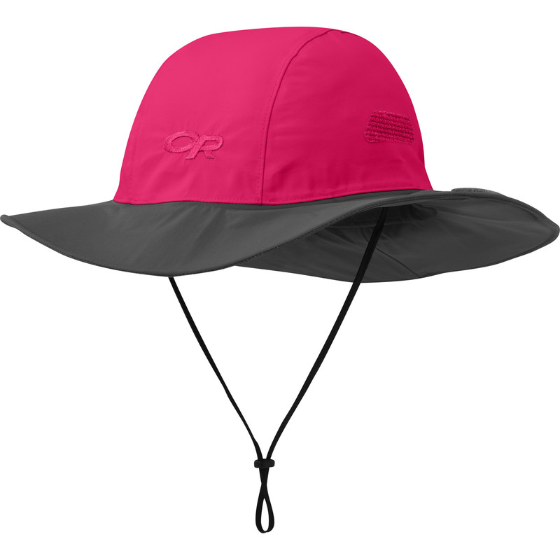 Outdoor Research Seattle Sombrero Desert Sunrise/Dark Grey-30