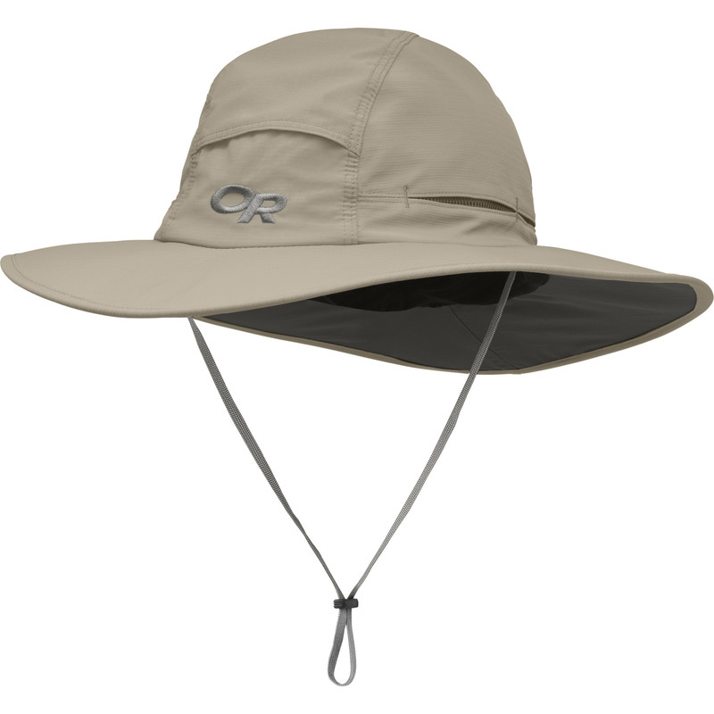 Outdoor Research Sombriolet Sun Hat Khaki-30