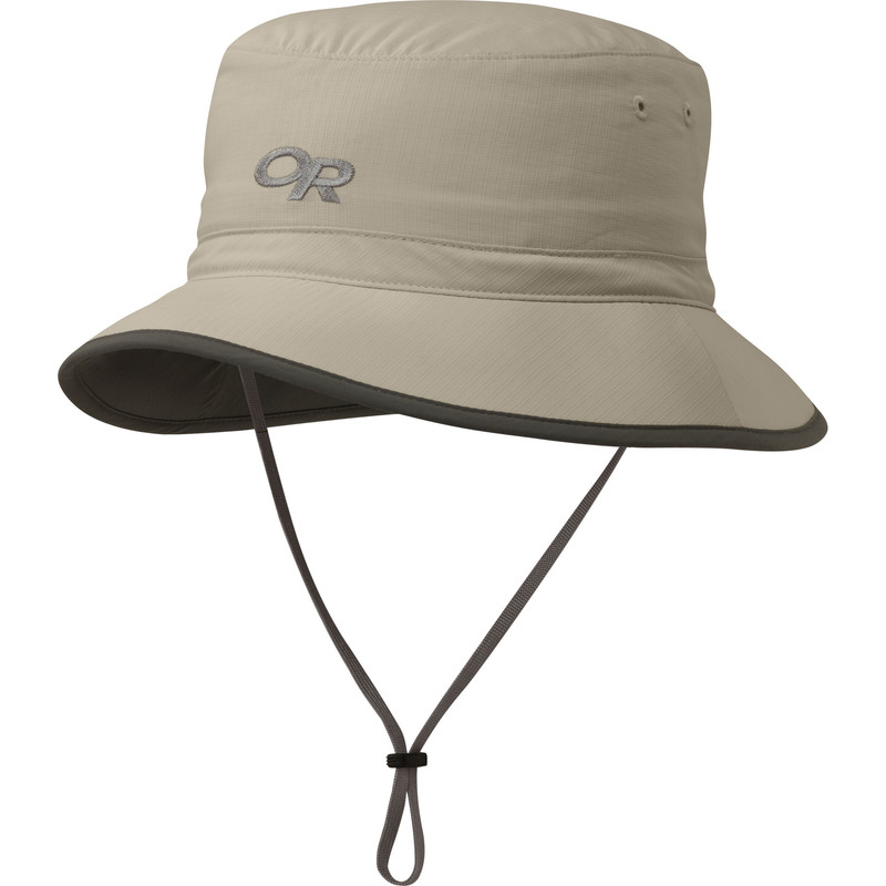 Outdoor Research Sun Bucket Khaki/Dark Grey-30