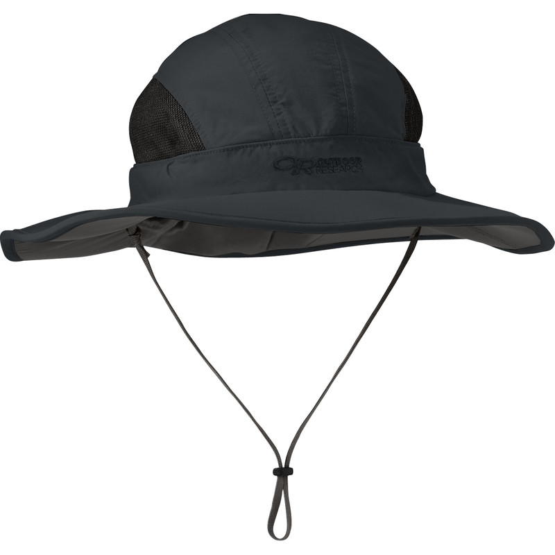 Outdoor Research Sunshower Sombrero Black/Dark Grey-30