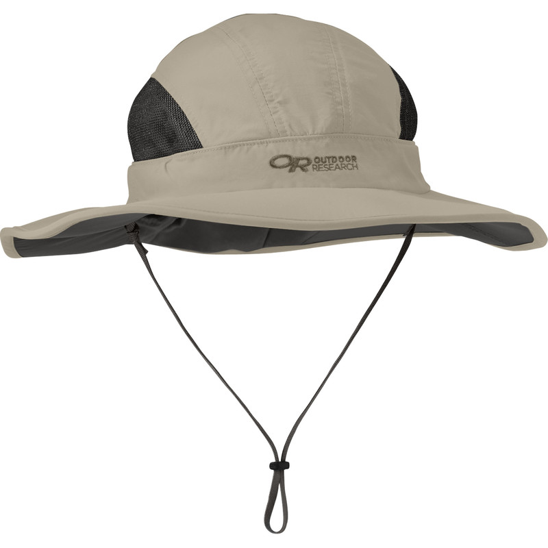 Outdoor Research Sunshower Sombrero Evergreen/Khaki-30
