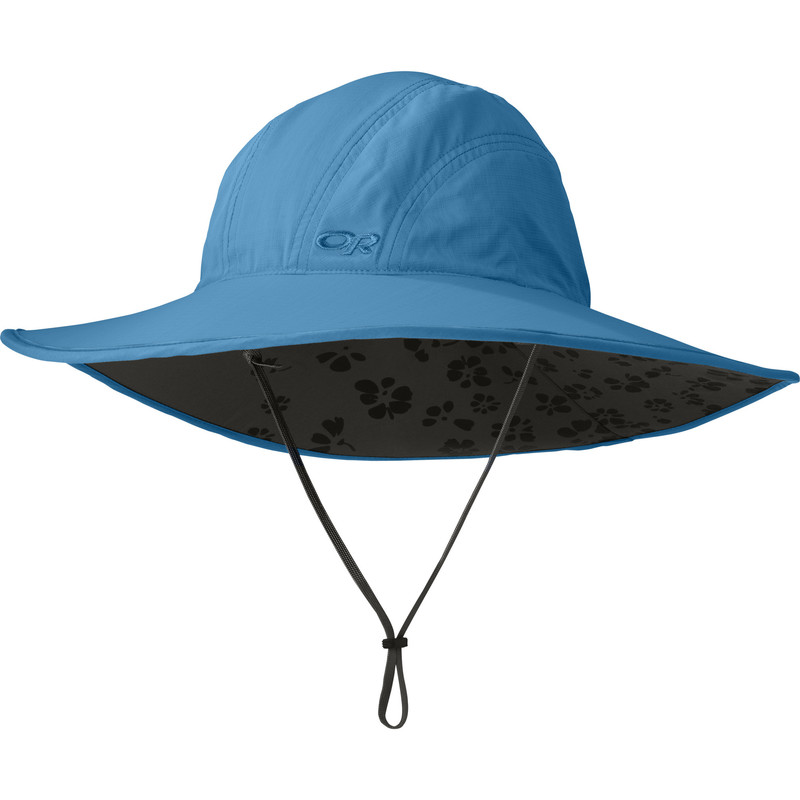 Outdoor Research Women´s Oasis Sun Sombrero Cornflower-30