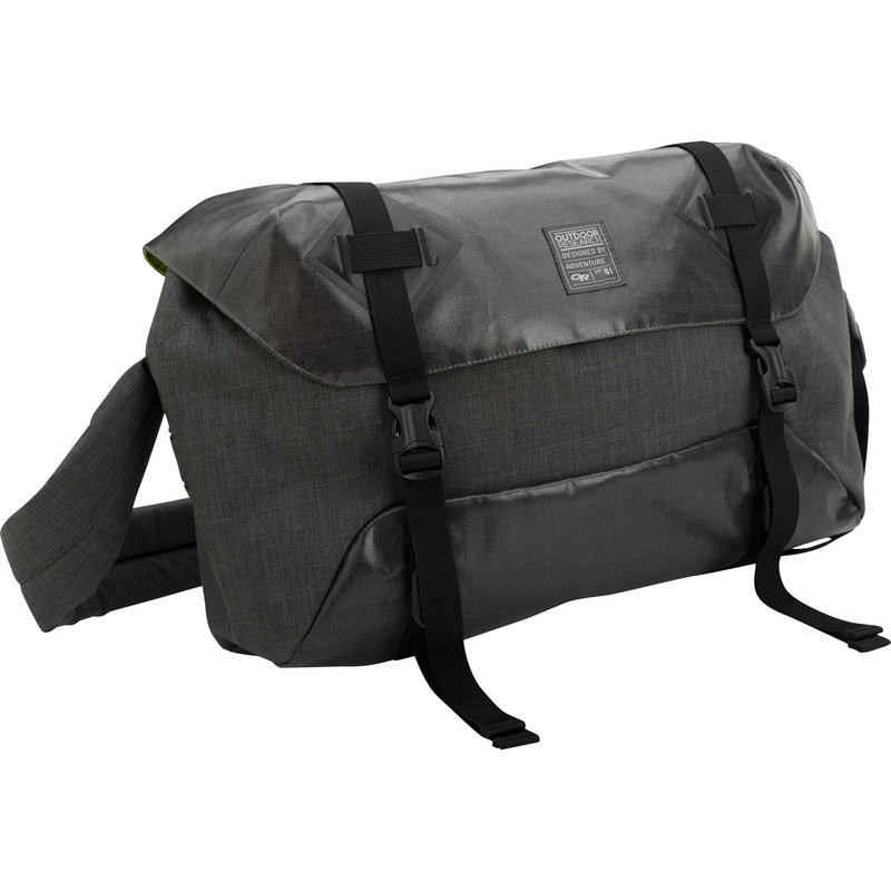Outdoor Research Rangefinder Messenger Bag Charcoal Heather-30