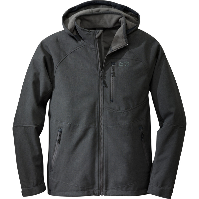 Outdoor Research Men´s Deadbolt Hoody Charcoal-30