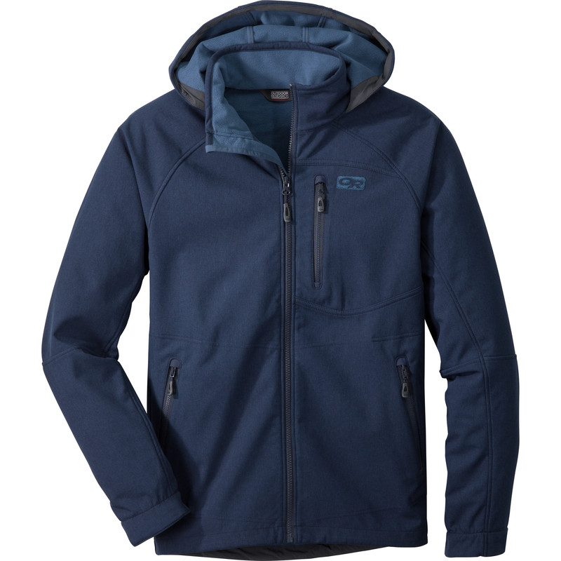 Outdoor Research Men´s Deadbolt Hoody Night-30