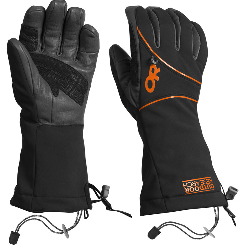 Outdoor Research Men´s Luminary Gloves 001-BLACK-30