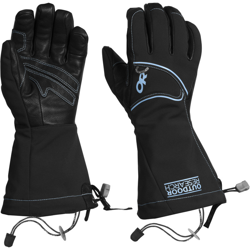 Outdoor Research Women´s Luminary Gloves 001-BLACK-30