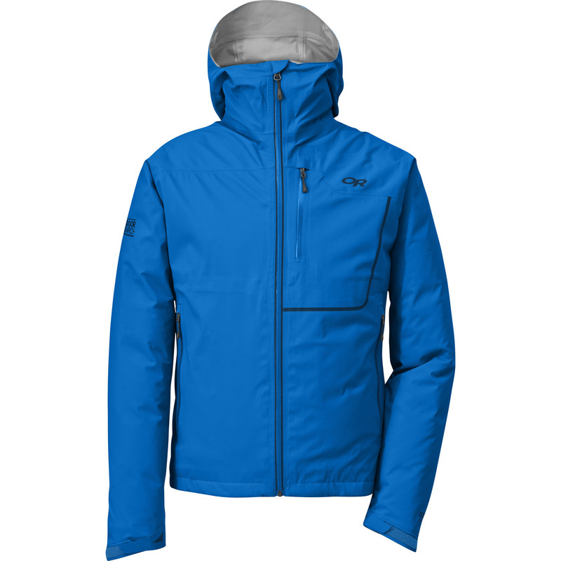 Outdoor Research Men´s Axiom Jacket 942-GLACIER/ABYSS-30