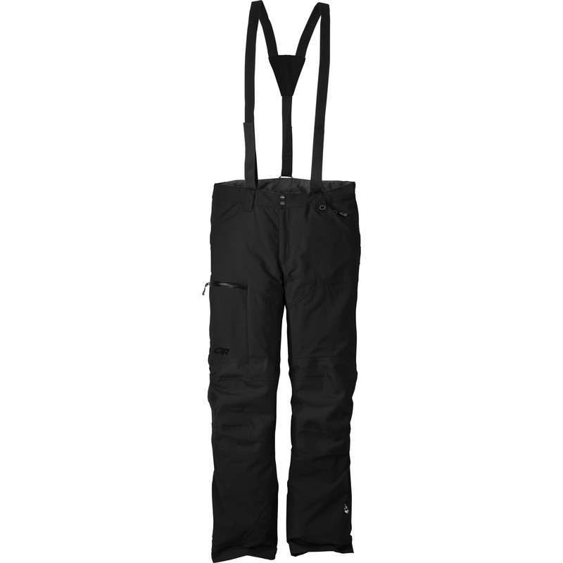 Outdoor Research Men´s Blackpowder Pants 001-BLACK-30