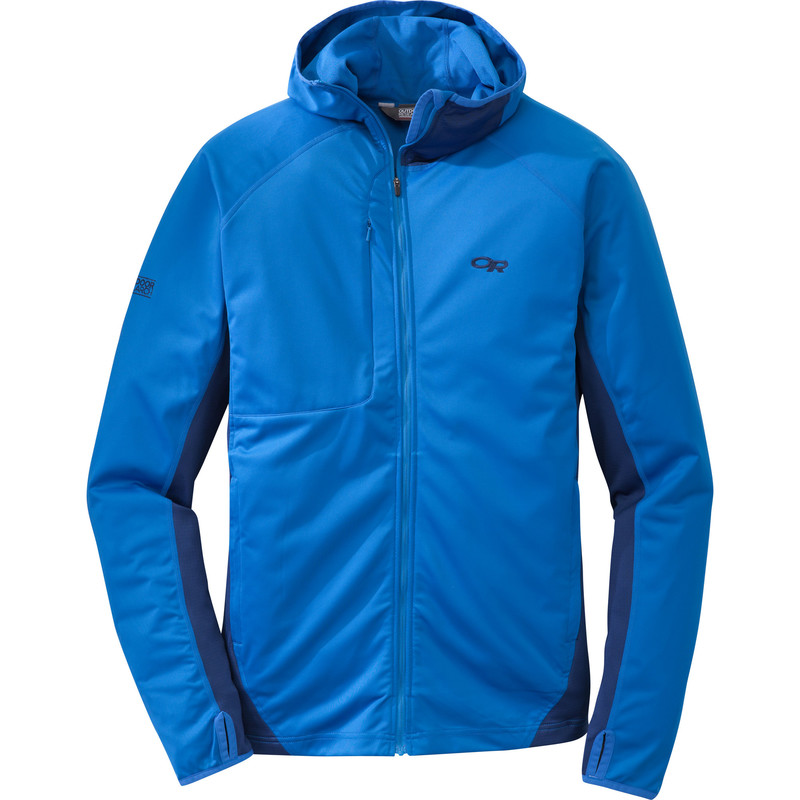 Outdoor Research Men´s Centrifuge Jacket Glacier/Abyss-30
