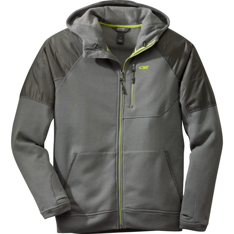 Outdoor Research Men´s Constellation Hoody 008-PEWTER-30
