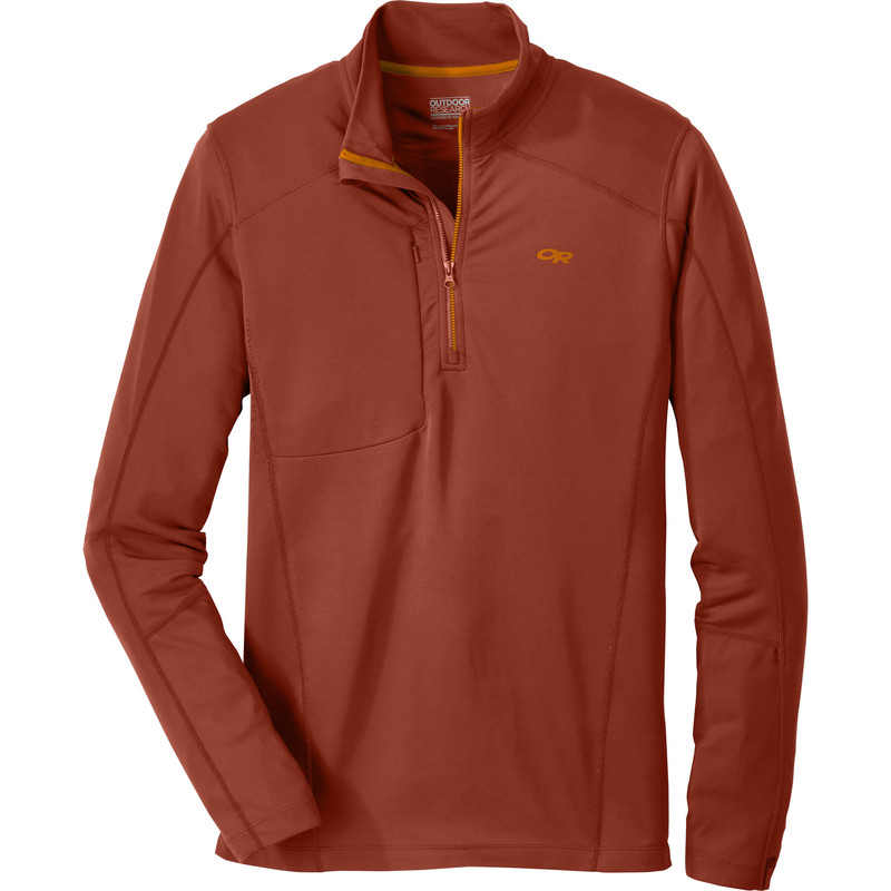 Outdoor Research Men´s Delta L/S Zip Top 63B-TAOS-30