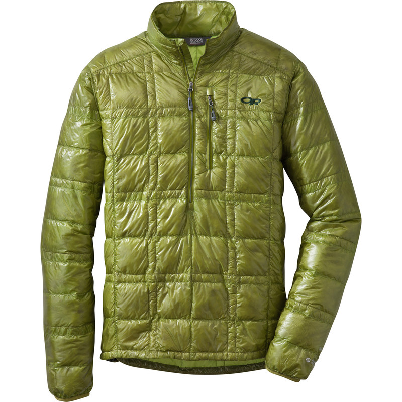 Outdoor Research Men´s Filament Pullover 969-HOPS/EVERGREEN-30