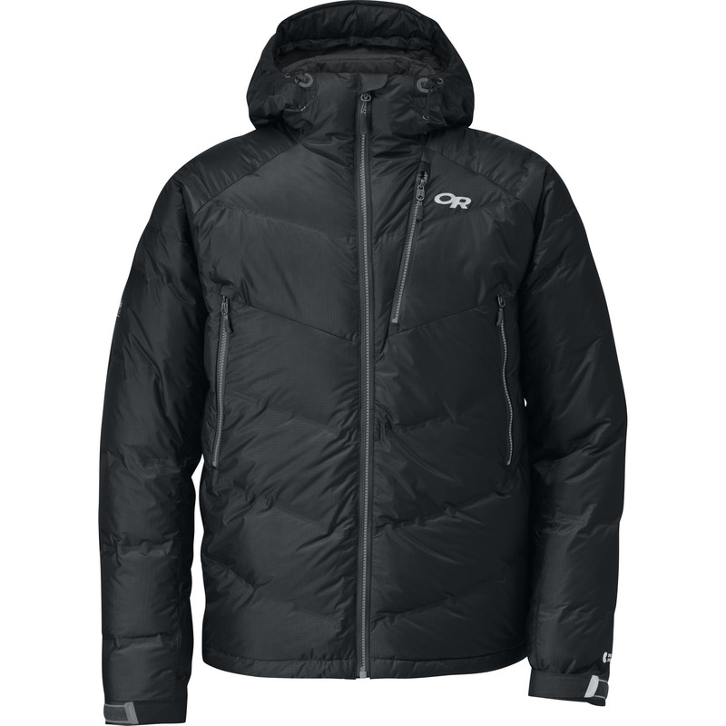 Outdoor Research Men´s Floodlight Jacket Black/Charcoal-30