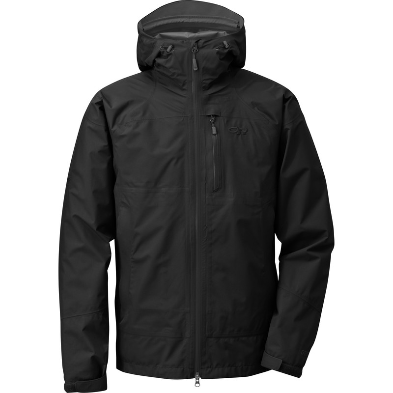 Outdoor Research Men´s Foray Jacket 001-BLACK-30