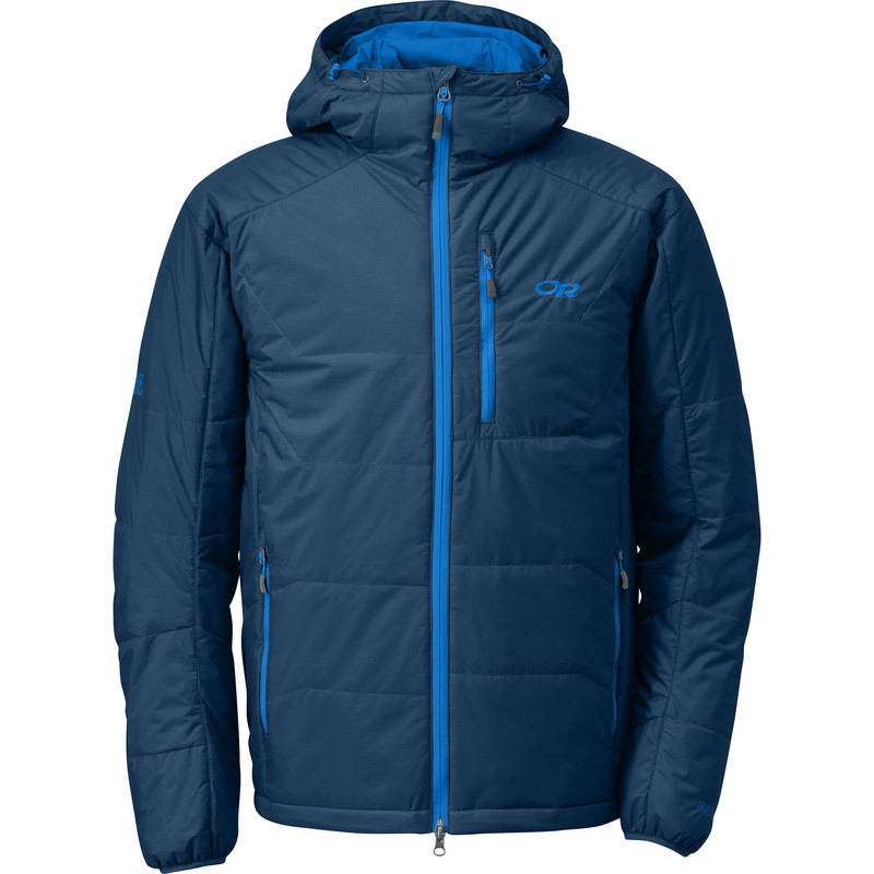 Outdoor Research Men´s Havoc Jacket 293-ABYSS/GLACIER-30