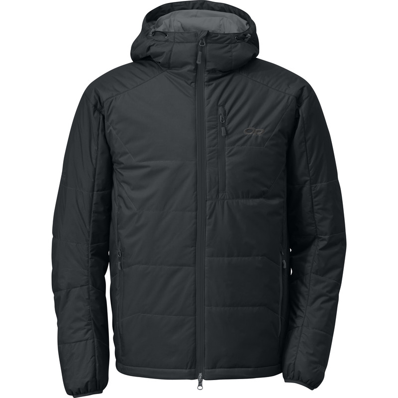 Outdoor Research Men´s Havoc Jacket 189-BLACK/CHARCOAL-30