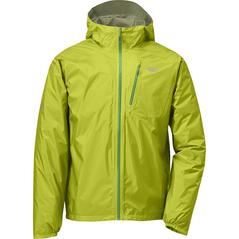 Outdoor Research Men´s Helium II Jacket Lemongrass-30