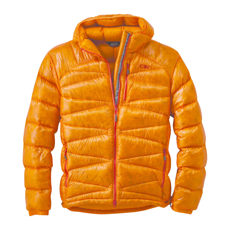Outdoor Research Men´s Incandescent hoody Supernova/Diablo-30