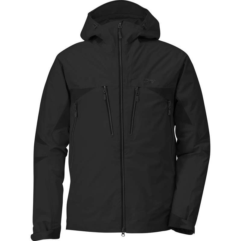 Outdoor Research Men´s Maximus Jacket 001-BLACK-30