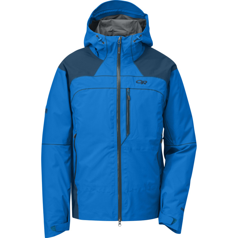 Outdoor Research Men´s Mentor Jacket 942-GLACIER/ABYSS-30