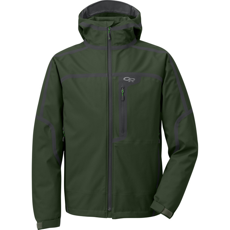 Outdoor Research Men´s Mithril Jacket 646-EVERGREEN-30