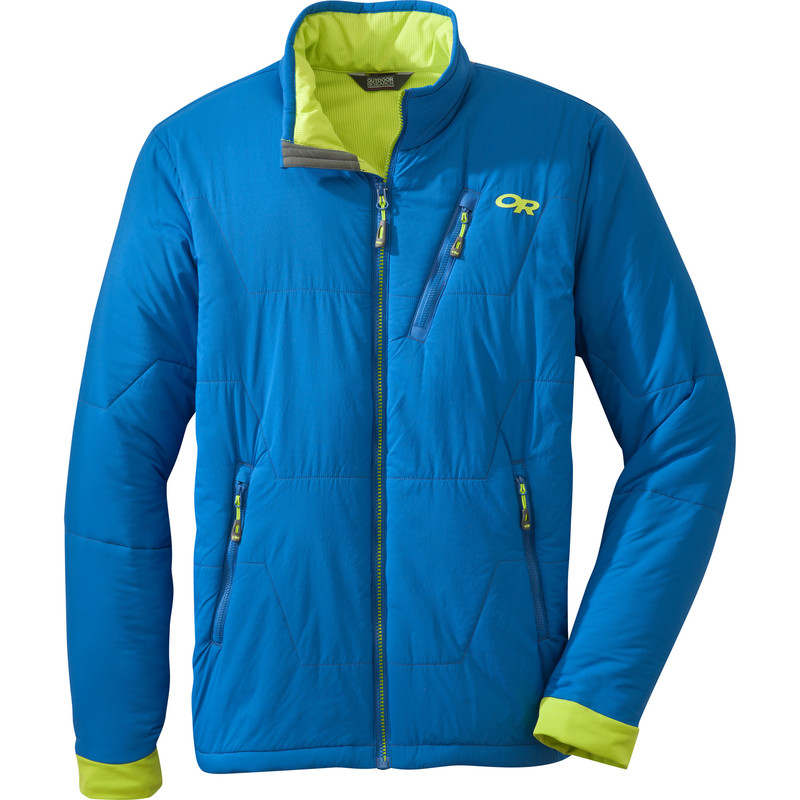 Outdoor Research - Men´s Superlayer Jacket 940-GLACIER - Isolation & Winter Jackets - XL