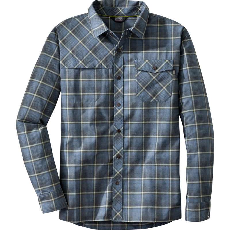 Outdoor Research Men´s Tangent L/S Shirt 31B-DUSK/HOPS-30