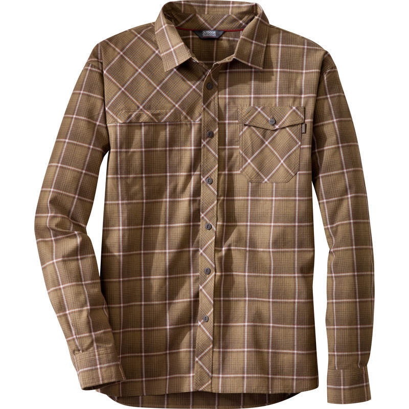 Outdoor Research Men´s Tangent Shirt Wheat/Taos-30