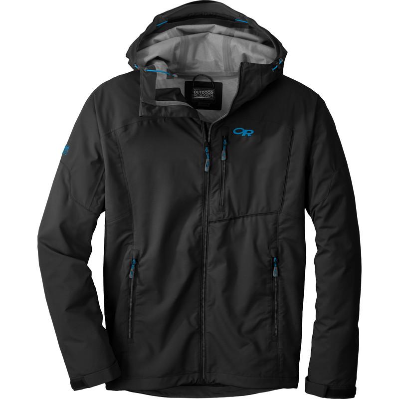Outdoor Research Men´s Trailbreaker Jacket Black-30