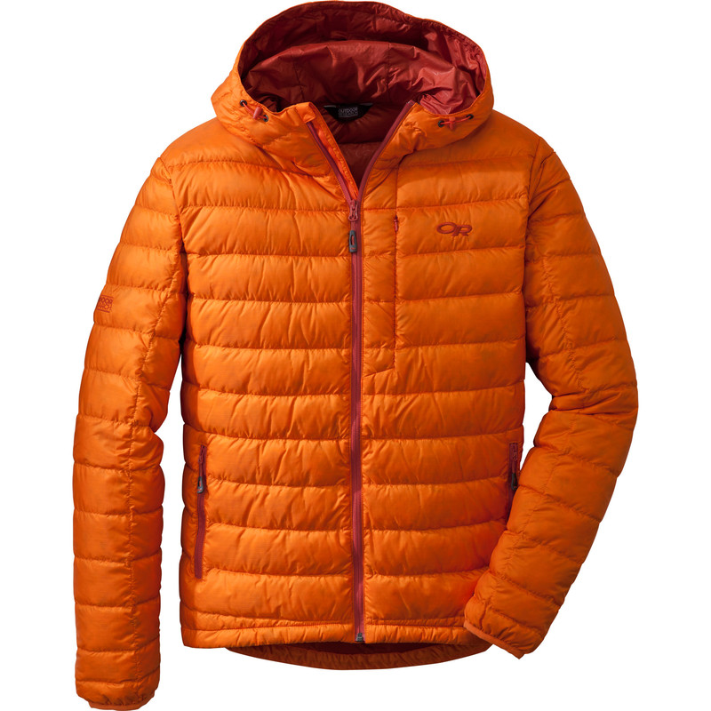 Outdoor Research Men´s Transcendent Hoody Bengal/Diablo-30