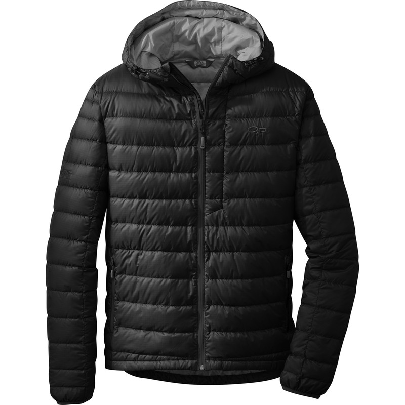 Outdoor Research Men´s Transcendent Hoody Black-30