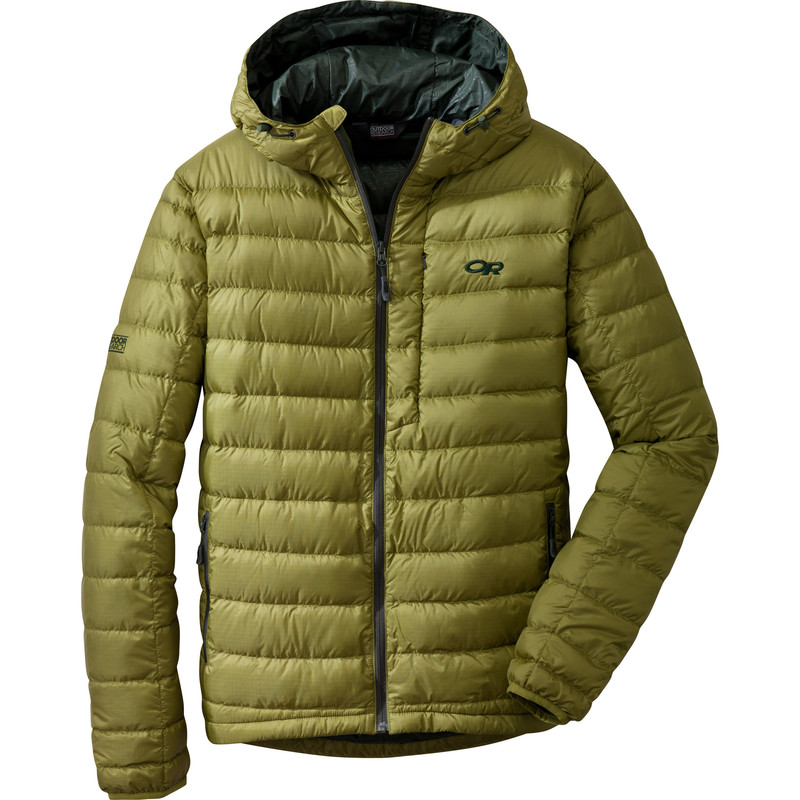 Outdoor Research Men´s Transcendent Hoody 969-HOPS/EVERGREEN-30